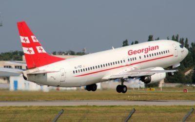"""ავიაკომპანია """"ჯორჯიან ეარვეისი"""", Georgian Airways"""