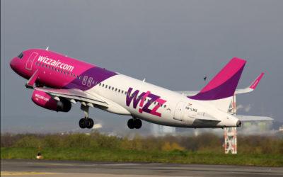 ავიაბილეთები 24 ევროდ: Wizzair ქუთაისიდან 2 ახალ მიმართულებას ამატებს