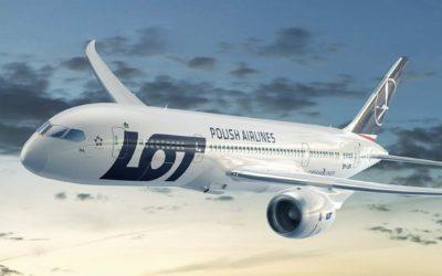 ავიაკომპანია LOT -ი ახალ მიმართულებას ამატებს