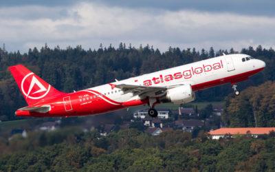 """ავიაკომპანია """"ატლასგლობალი"""", Atlas Global Airlines"""