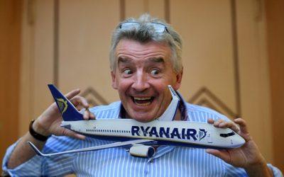 აპირებს თუ არა ავიაკომპანია Ryanair-ს საქართველოს ავიაბაზარზე შემოსვლას