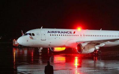 როდიდან დაიწყებს ავიაკომპანია AirFrance თბილისში რეისების შესრულებას